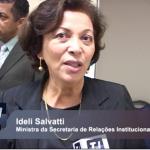 TJ UFSC entrevista Ideli Salvati