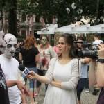 TJ UFSC na zombiewalk