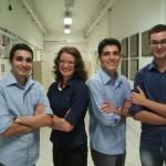 TJ UFSC - equipe