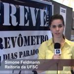 28 TJ-UFSC FAZ COBERTURA ESPECIAL DA GREVE NA UFSC
