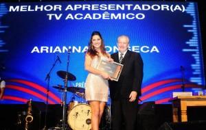 TJ UFSC- Arianna - prêmio Acaert